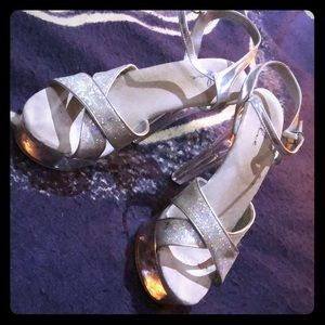 Ellie platform heels size 11